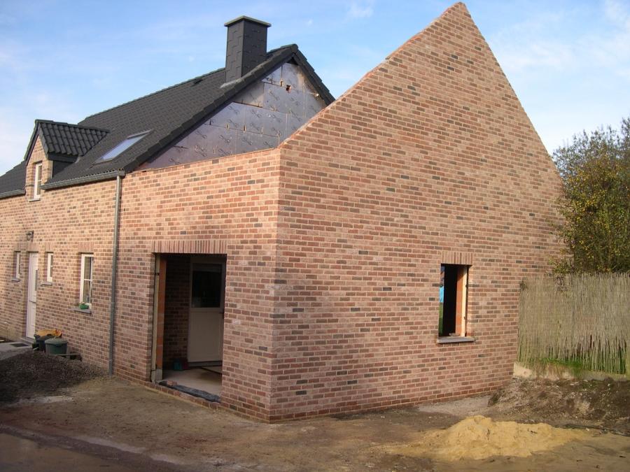 Entreprise de extension de maison en r gion wallonne for Extension maison 79