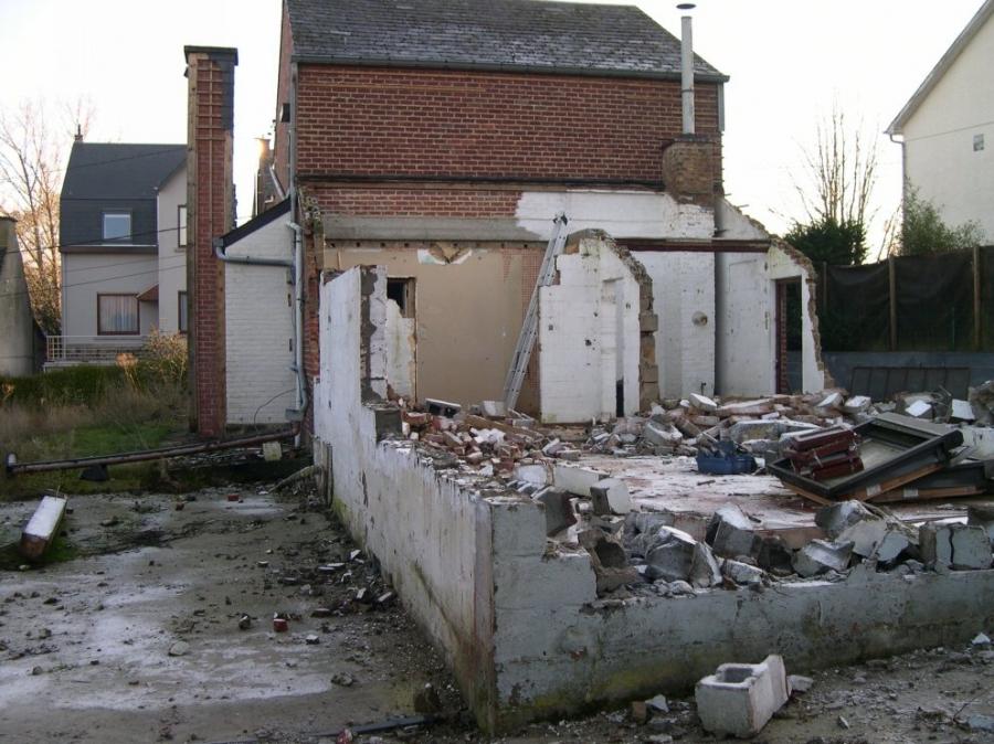 Entreprise de restauration de maison vedrin en r gion for Restauration maison